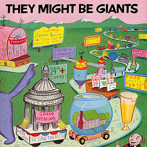 No Surf Vinyl Essentials They Might Be Giants They