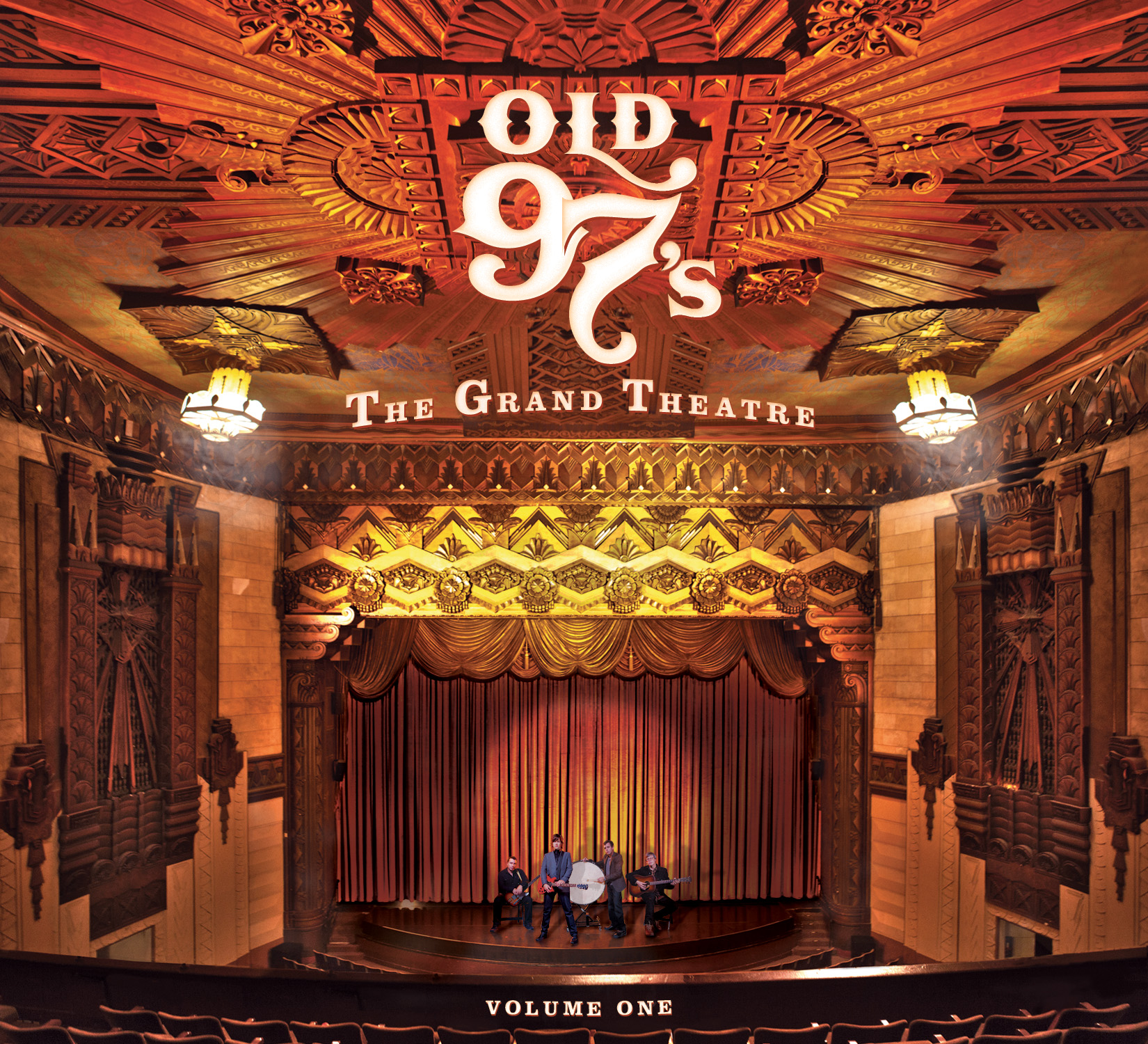 109a87409f399 The No Surf Review: Old 97's - The Grand Theatre, Volume One